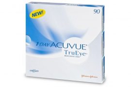 1-Day Acuvue Trueye 90db
