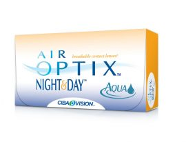 Air Optix Night & Day Aqua 6db