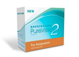 Purevision 2 for Astigmatism 6db