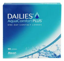 Dailies AquaComfort Plus 90db