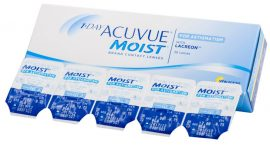 1-Day Acuvue Moist for Astigmatism 30db