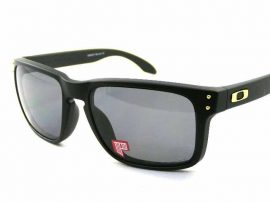 Oakley Holbrook 009102-17 MATTE BLACK POLARIZED