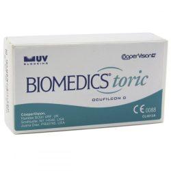 Biomedics Toric 3db Szállítás 4 hét