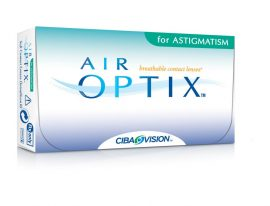 Air Optix for Astigmatism 3db