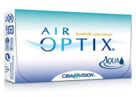 Air Optix Aqua 3db