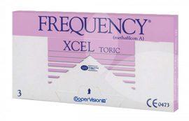 Frequency XCEL Toric 3db Szállítás: 4 hét