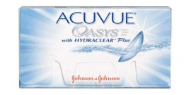 Acuvue Oasys with Hydraclear 6db