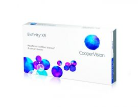 Biofinity XR 3db