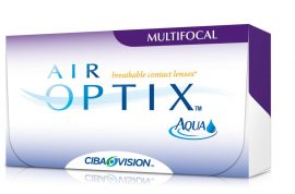 Air Optix Aqua Multifocal 6db